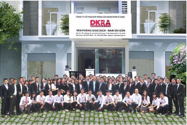 nhân viên của DKRA