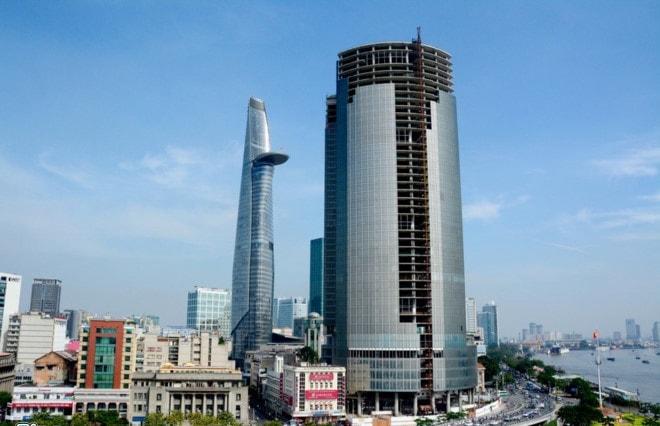 Toà nhà Saigon One Tower