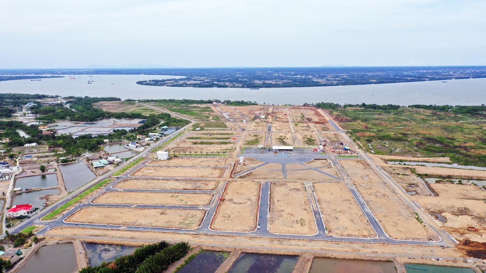 Dự án Hiep Phuoc Harbour View nằm ven sông