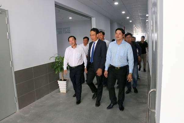 Lễ khánh thành – bàn giao đất cho thuê tại Khu công nghiệp Long Hậu 3 – Giai đoạn 1 và Nhà xưởng cao tầng đầu tiên tại tỉnh Long An