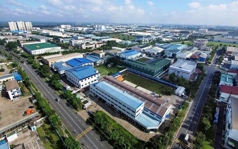 Khu công nghiệp - đô thị tích hợp nhà xưởng xây sẵn hệ sinh thái công nghiệp